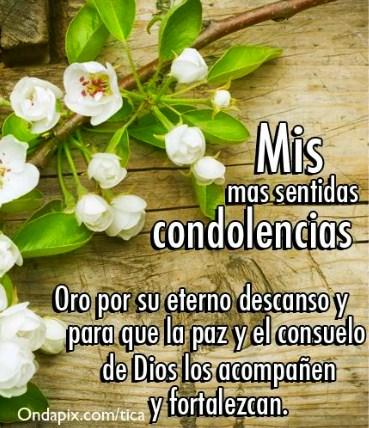 imagenes de condolencias cristianas