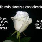tarjetas y postales cristianas de condolencia