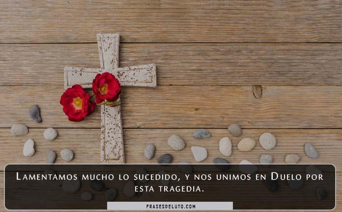 Imágenes de condolencias por fallecimiento