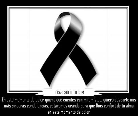mensajes de condolencias por fallecimiento cortos