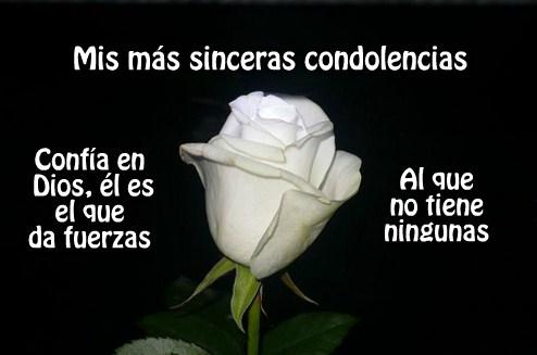 Imágenes cristianas de condolencias