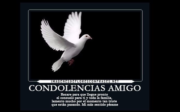 Postales cristianas de condolencias para compartir