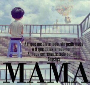 Imágenes de luto con frases por una madre
