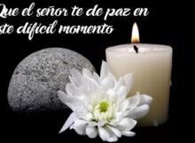 Frases de luto familiar para compartir en memoria de un ser querido