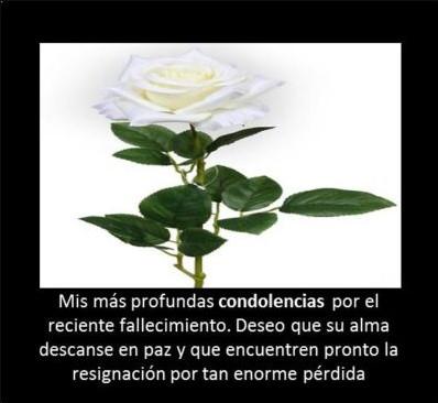 Frases de luto por un ser querido que a fallecido