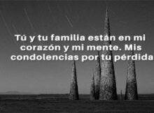 Frases de luto y condolencias